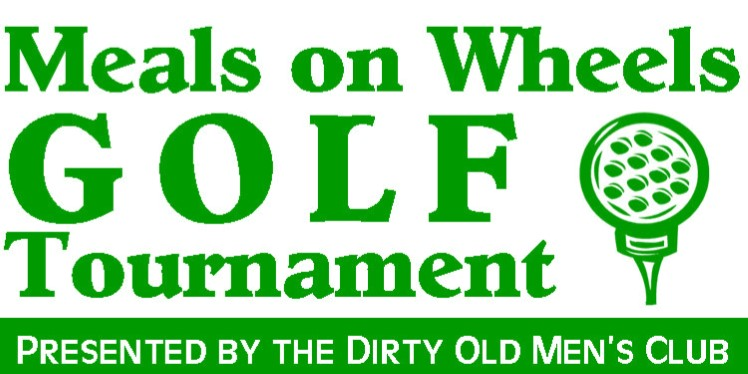 Meals on Wheels Golf Tournament presented by The Dirty Old Men's Club - REGISTRATION